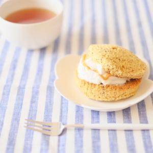 ファミマ × Afternoon Tea = 紅茶のシフォンサンド