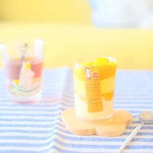 セブンイレブン × ピエール・エルメ × マンゴーのカップケーキ