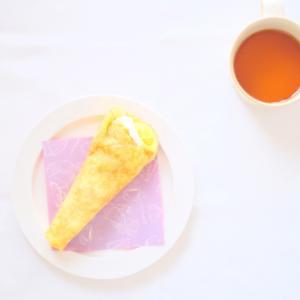 ファミマ × 安納芋のクレープ