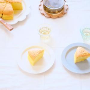 夏のおわりのおやつ 台湾風カステラ