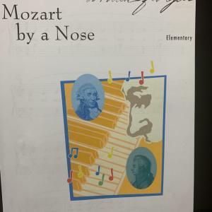 鼻で弾く曲?モーツァルトとハイドンの喧嘩