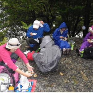 屋久杉を訪ねて(2010年9月6日)