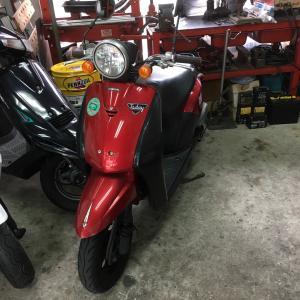通勤バイクが… ☆*:.。. o(≧▽≦)o .。.:*☆