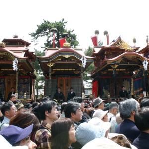 長浜 曳山祭り 2007年