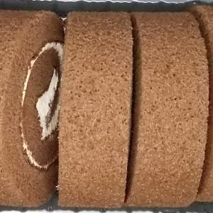 ヤマザキ 5つに切ったロールケーキ チョコ