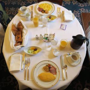 絶対にオススメ「ルームサービスで朝食を」 in ホテルミラコスタ