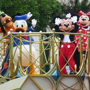 【TDL再開】会いたかった!ミニパレードでミッキー&フレンズに再会