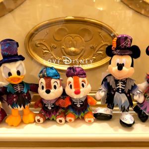 東京ディズニーリゾートで販売中「ディズニー・ハロウィーン2021」グッズとお菓子を大公開