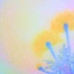 【大人になると忘れていること】 ~ふわふわの綿で描く三原色パステルアート~ 神戸