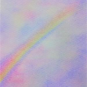 【描きたいアート。選べます♡】 ~ふわふわの綿で描く三原色パステルアート~ 【全国対応】