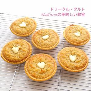 本日朝のイギリス菓子教室「トリークル・タルト、ジンジャーブレッド」プライベート個人レッスン