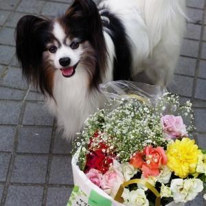 バースデー花束