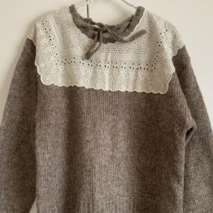 可愛いすぎるセーターを買ってしまった!