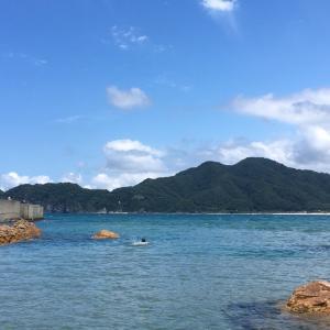 海に行ったよぅ( ◠‿◠ )