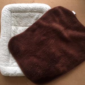 ベッドの毛布とりました