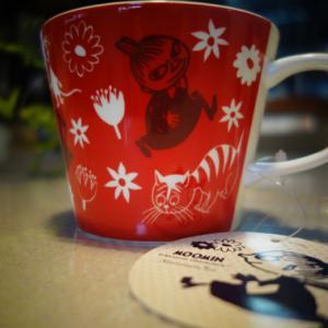器LOVE★赤いミィのマグカップ