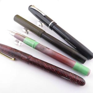 重要なのは止め式というより白ペンの書き味か?②