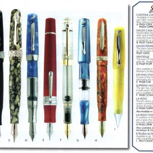 """""""Pen Boutique"""" ⑮Stipula & YARD-O-LED & PLATINUM"""