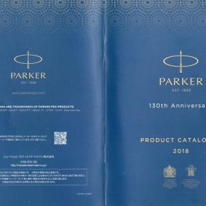 """PARKER"" 130th Anniversary CATALOGUE ①"