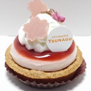 パティスリー ツナグ@立川の桜ケーキなど2020