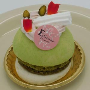 エチエンヌとユウ・ササゲのケーキ2021@パティスリー・モード