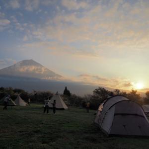 富士山YMCA 〜 星空キャンプ ★ 第4回ナチュログ写真部合宿