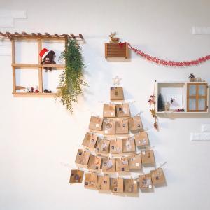 クリスマスインテリアとリンネル♪