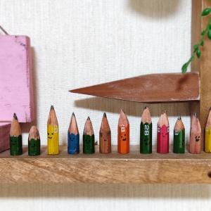 【工作】まさか!鉛筆はここまで使えるのか 追記あり