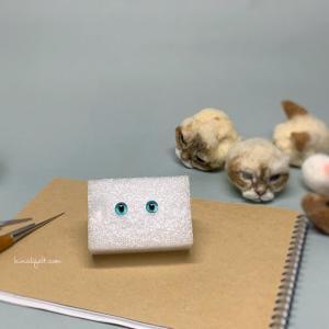 ■ 本作り休止のご報告 気持ちを新たにしすぎて猫が作れない