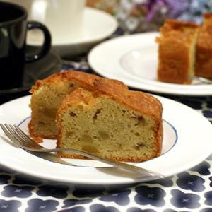 崩れ栗のパウンドケーキ