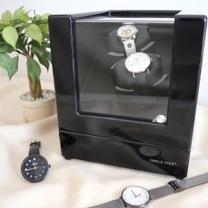 ●こんなのあったんだ!腕時計自動巻き器♡ワインディングマシーン