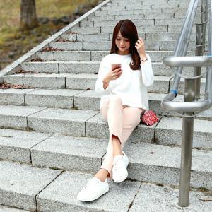 ●Adimiralの20SS最新モデルのスニーカーコーデ♡