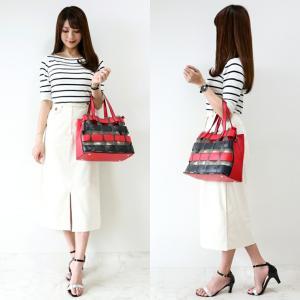 ●coordinate 大人カジュアルにぴったりなバイオウォッシュ加工スカート♡