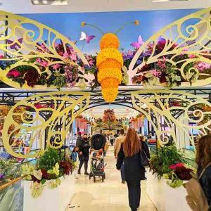 メイシーズフラワーショー2021!花いっぱい華やかな2年振りのニューヨークの春の人気イベント