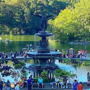 ニューヨーク 大盛り上がりのレイバーデー3連休 旅行者もいっぱい賑やかな街の様子