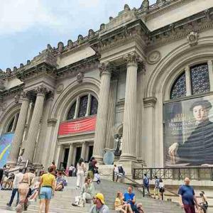 メトロポリタン美術館もうすぐMet ガラ開催!ニューヨークファッションウィーク明日からスタート