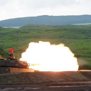 令和元年度 富士総合火力演習 予行 前段 その3