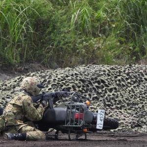 令和元年度 富士総合火力演習 予行 後段 その5