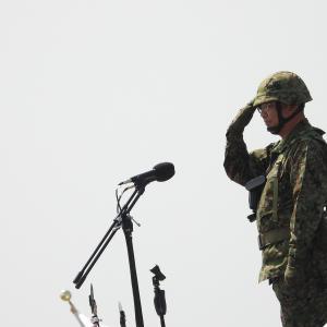 第7師団創隊64周年・東千歳駐屯地創立65周年記念行事 その2