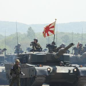 90式、10式、90式、90式、90式、90式(第7師団創隊64周年・東千歳駐屯地創立65周年記念行事 その3)