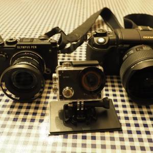 高性能アクションカメラ激安!Akaso EK7000 Pro 4K Action Camera