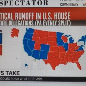 CNNがトランプ大統領再選の可能性があることを報道!