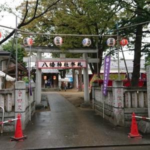鎌倉八幡神社祭礼