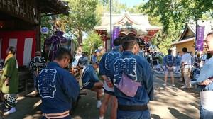 柴又八幡神社例大祭