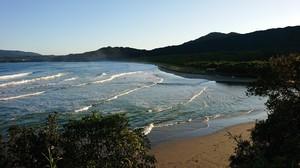 大岐の浜大潮