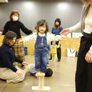 12月の親子ふれあい教室お知らせ・来年度新規親子さん体験募集中