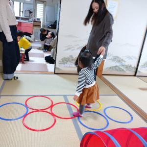 未就園児親子のためのふれあい教室、和歌山市・かつらぎ町で開催