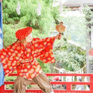 【秩父イベント情報】10/1(火) 武甲山御嶽神社里宮において「里宮の神楽」が行われます
