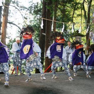 【秩父イベント情報】10/26,27(土,日) 大日様縁日 奥秩父「浦山の獅子舞」のご紹介です
