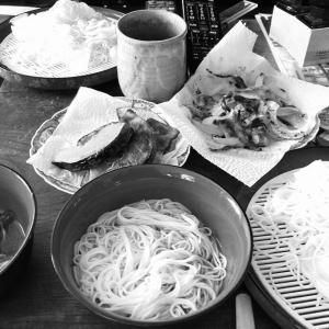 冷素麺'21/06/25